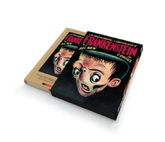Roy Thomas Presents - Frankenstein - The Classic Series Written & Drawn by Dick Briefer (Slipcase)